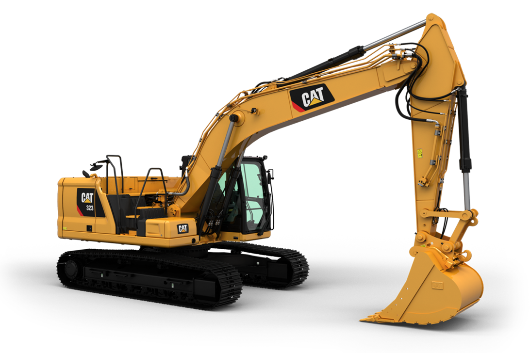 Excavator Rentals At Marcellin Rentals General Santos City