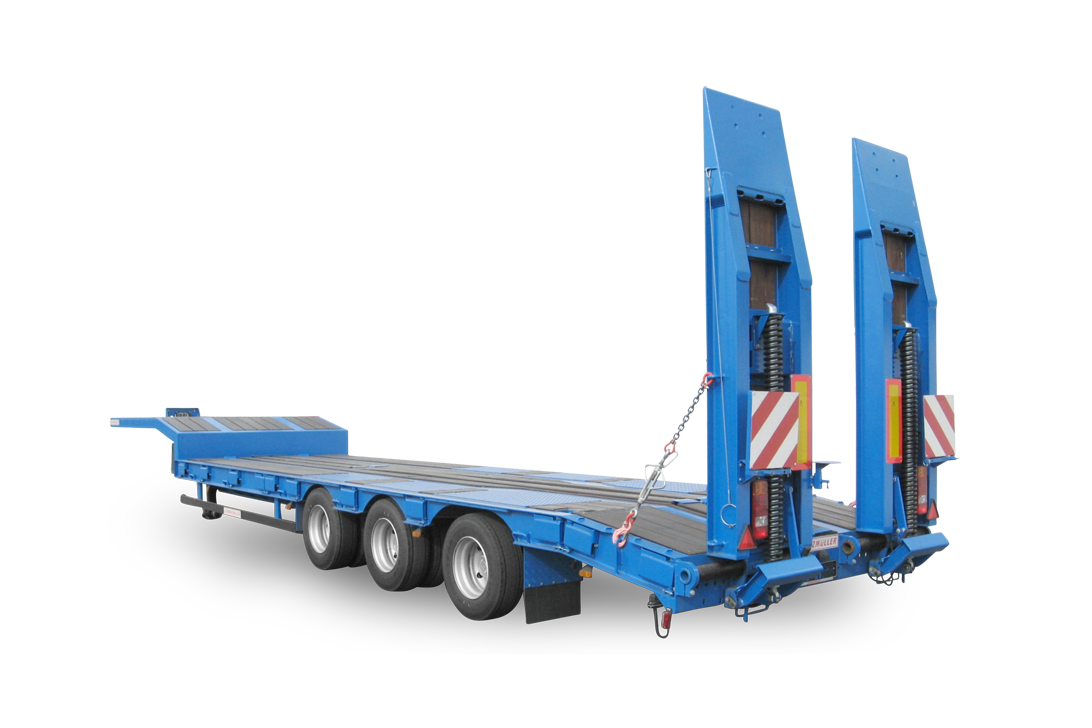 Lowboy Trailer Rentals At Marcellin Rentals General Santos City